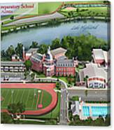 Lake Highland Preparatory School Canvas Print