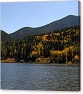 Lake Isabel Canvas Print