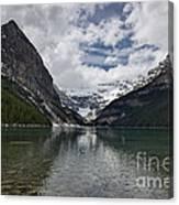 Lake Louise 2013 Canvas Print