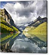Lake Louise Banff National Park Canvas Print