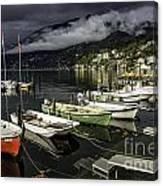 Lake Maggiore Ascona 1 Canvas Print