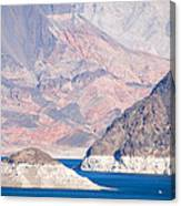 Lake Mead National Recreation Area Canvas Print