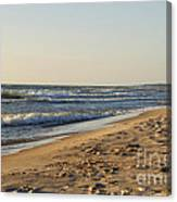 Lake Michigan Shoreline 02 Canvas Print