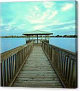 Lake Monger Western Australia Canvas Print