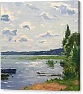 Lake Naroch Canvas Print