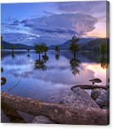Lake Ocoee Canvas Print