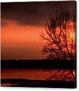 Lake Ontario Canvas Print