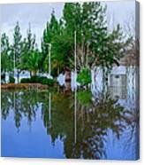 Lake Pateira IIi Canvas Print