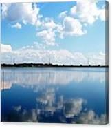 Lake Sears 000 Canvas Print