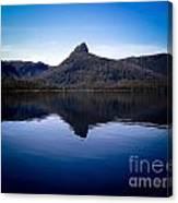 Lake St Clair Canvas Print