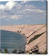 Lake Superior Dunes Canvas Print
