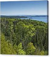 Lake Superior Grand Portage 3 Canvas Print