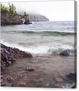 Lake Superior Tettegouche 2 Canvas Print