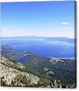 Lake Tahoe, California Canvas Print