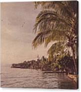 Lake Toba Canvas Print