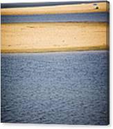 Lake Tyers Canvas Print