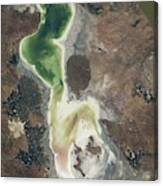 Lake Urmia Canvas Print