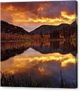 Lake View 1 Canvas Print