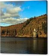 Lake Vymwy Canvas Print