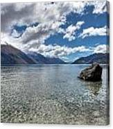 Lake Wakatipu Canvas Print