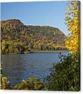 Lake Winona Autumn 9 Canvas Print