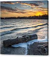Lake Yankton Minnesota Canvas Print