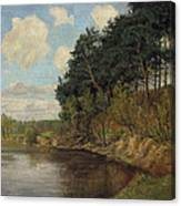 Lakeland In Berlin Canvas Print