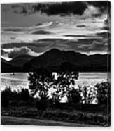 Lakes Of Killarney - County Kerry - Ireland Canvas Print
