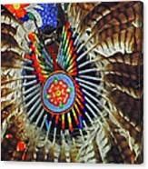 Lakota Feather Dance Canvas Print