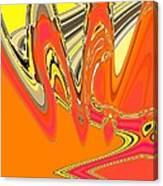 Lala Canvas Print