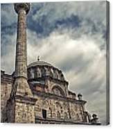 laleli Mosque 06 Canvas Print