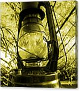 Lamp No.8 Canvas Print