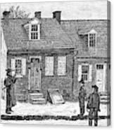 Lancaster, Pennsylvania Canvas Print