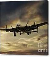 Lancaster Spirit Canvas Print
