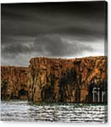 Land Of The Beginning Of Time... Canvas Print