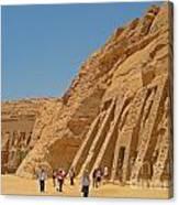 Land Of The Pharaohs Canvas Print