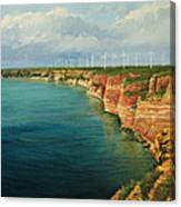 Land Of The Winds Canvas Print