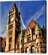 Landmark Center Canvas Print