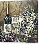Landry Vineyards Canvas Print