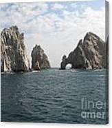 Lands End - Cabo San Lucas Mexico Canvas Print