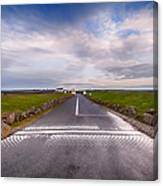 Lands End Start And Finish Line Canvas Print