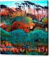 Landscape 121001-4 Canvas Print