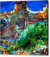 Landscape 121001-5 Canvas Print