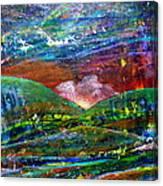 Landscape 130408-5 Canvas Print
