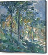 Landscape, C.1900 Canvas Print