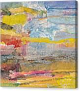 Landscape Collage #1 Canvas Print