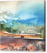 Landscape Of Lanzarote 05 Canvas Print