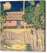 Landscape Trinidad Canvas Print