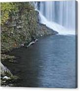 Lanesboro Dam 12 Canvas Print