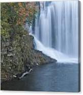 Lanesboro Dam 13 Canvas Print
